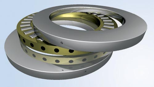 150 mm x 270 mm x 96 mm  ISB 23230 spherical roller bearings